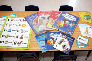 Children's learning materials