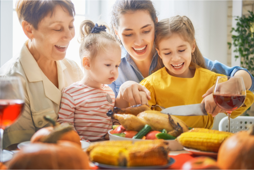 Activities That Kindle Gratitude in Children This Thanksgiving Season