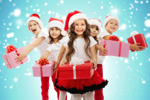 Why Children Love the Christmas Season