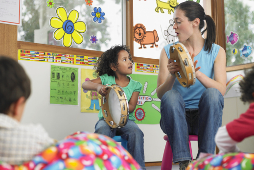 Music's Role in Child Development