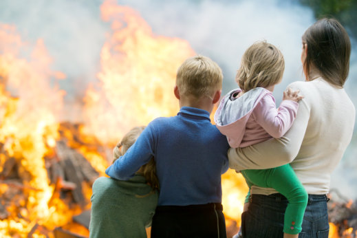 Fire Safety for Preschoolers: Play Safe, Be Safe!