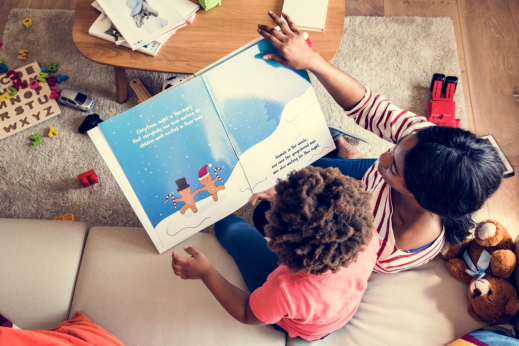 Benefits of Storytelling to Your Child's Development